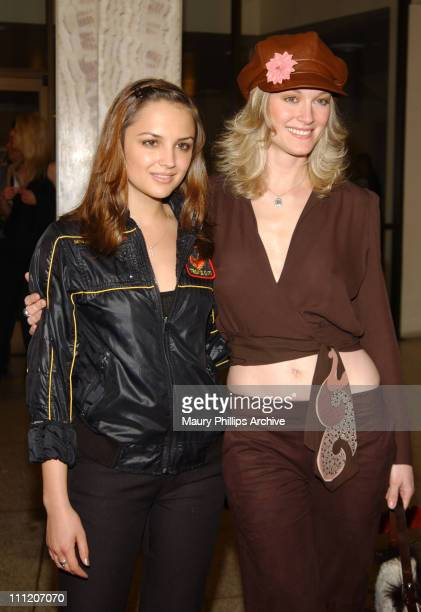 Rachael Leigh Cook and Teri Polo during 'Deliver Us From Eva' Premiere at Cinerama Dome in Los Angeles California United States