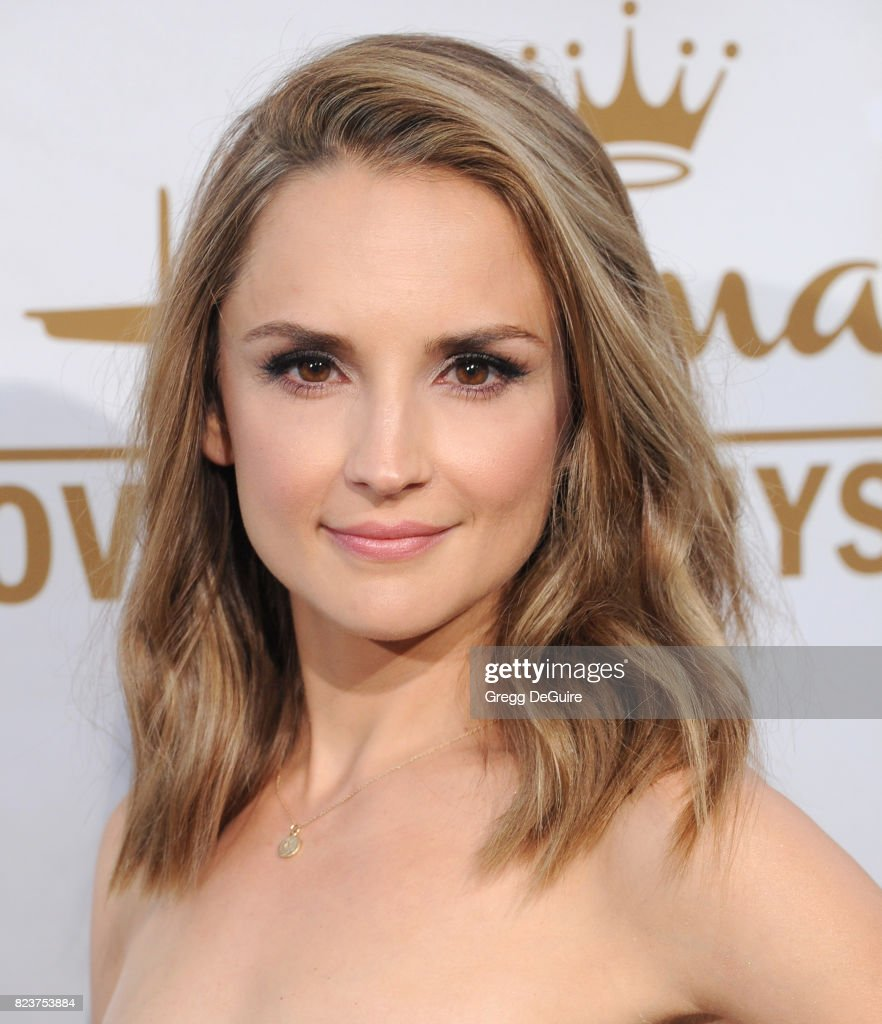 Rachael Leigh Cook arrives at the 2017 Summer TCA Tour - Hallmark Channel And Hallmark Movies And Mysteries at a private residence on July 27, 2017 in Beverly Hills, California.
