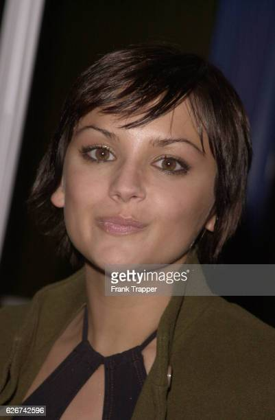 Rachael Leigh Cook arrives at the premiere of 'Josie and the Pussycats'