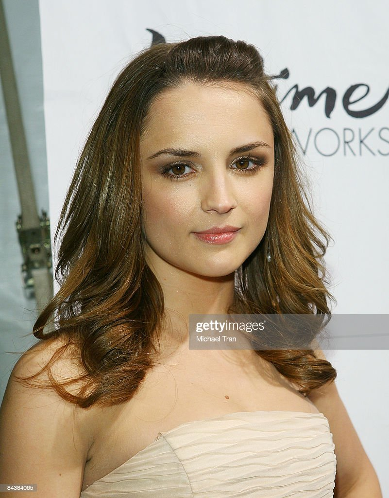 Rachael Leigh Cook arrives to the Creative Coalition's 2009 Inaugural Ball held at the Harman Center for the Arts on January 20 2009 in Washington DC