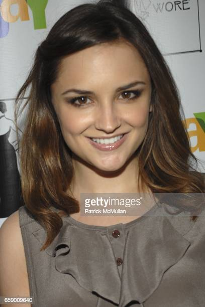 Rachael Leigh Cook attends 'Out Of The Ordinary' Hosted By Dita Von Teese Debi Mazar at The Way We Wore Boutique on April 22 2009 in Los Angeles CA