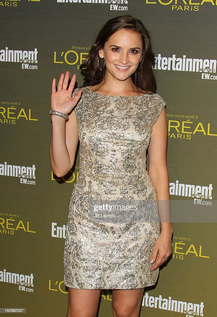 Rachael Leigh Cook attends the 2012 Entertainment Weekly Pre-Emmy Party at Fig & Olive Melrose Place on September 21, 2012 in West Hollywood, California.