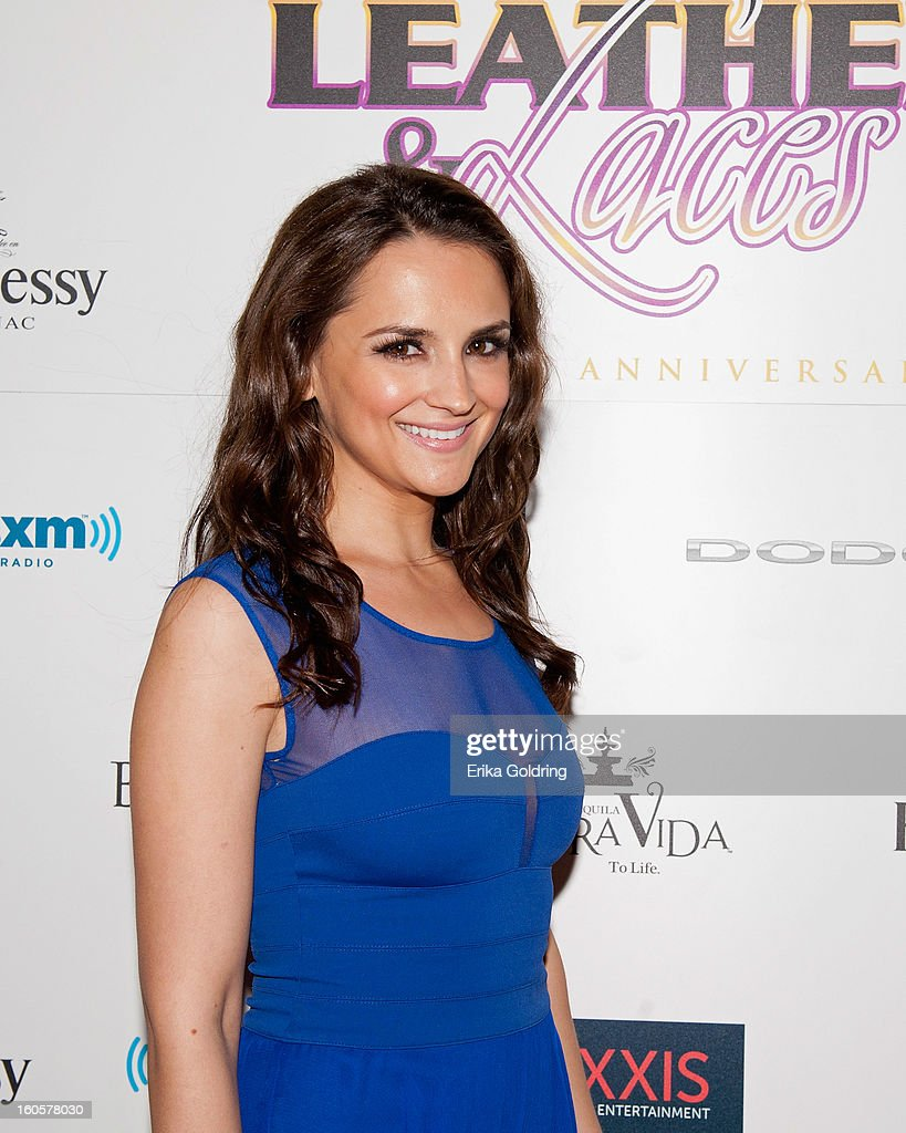 Rachael Leigh Cook attends the Tenth Annual Leather & Laces Super Bowl Party on February 2, 2013 in New Orleans, Louisiana.
