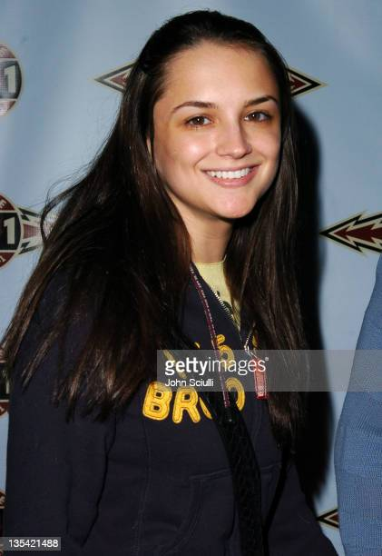 Rachael Leigh Cook during Camp Freddy In Concert with Suicide Girls Sponsored by Indie 1031 Inside and Backstage at Avalon Hollywood in Hollywood...