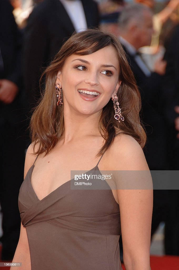 Rachael Leigh Cook during Cannes Film Festival 'Da Vinci Code' gala at Palais des Festivals Cannes in Cannes France