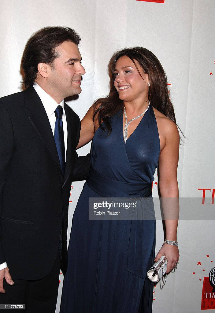 how did rachel ray and her husband meet