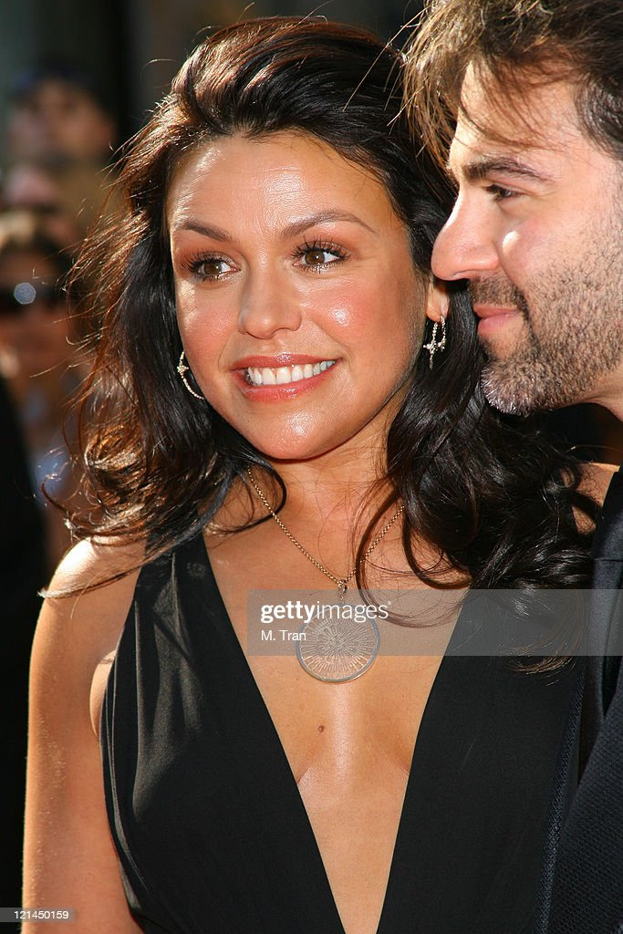 <a gi-track='captionPersonalityLinkClicked' href=/galleries/search?phrase=Rachael+Ray&family=editorial&specificpeople=542712 ng-click='$event.stopPropagation()'>Rachael Ray</a> and John M. Cusimano during 34th Annual Daytime Emmy Awards - Arrivals at Kodak Theatre in Hollywood, California, United States.