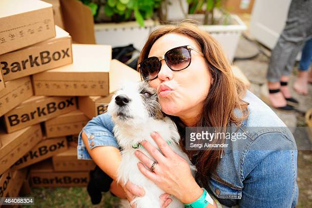 Rachael Ray attends at Yappie Hour presented by BarkBox hosted by Rachael Ray during the 2015 Food Network Cooking Channel South Beach Wine Food...