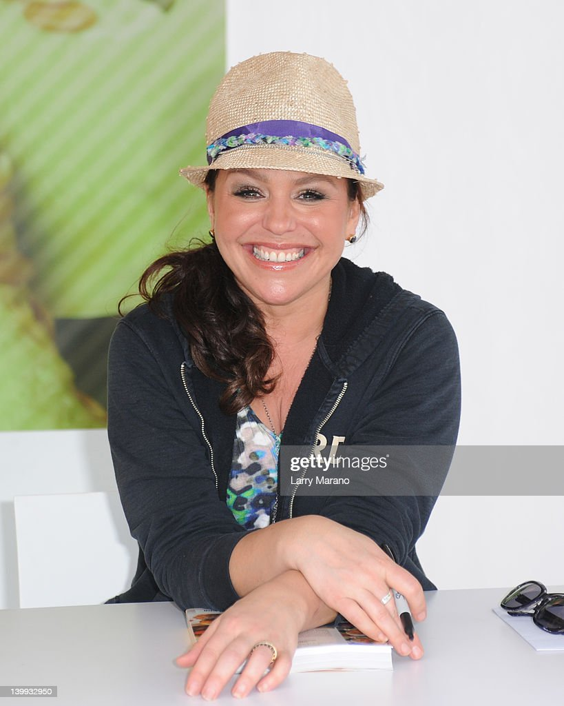 <a gi-track='captionPersonalityLinkClicked' href=/galleries/search?phrase=Rachael+Ray&family=editorial&specificpeople=542712 ng-click='$event.stopPropagation()'>Rachael Ray</a> attends the Whole Foods Grand Tasting Village at the 2012 South Beach Wine and Food Festival on February 25, 2012 in Miami Beach, Florida.