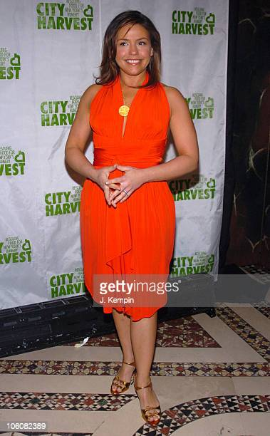 Rachael Ray during City Harvest Practical Magic Ball 2006 at Ciprianis 42nd Street in New York City New York United States