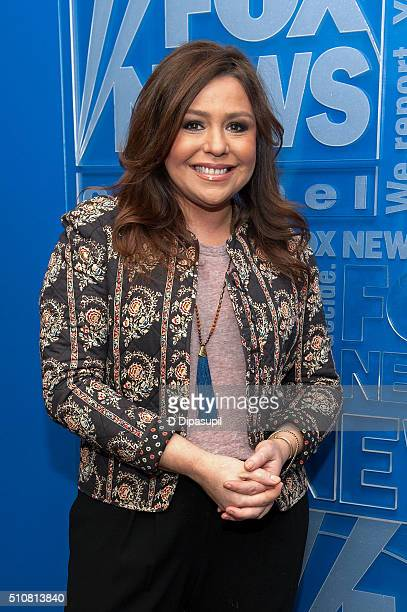 Rachael Ray visits Fox Friends at FOX Studios on February 17 2016 in New York City