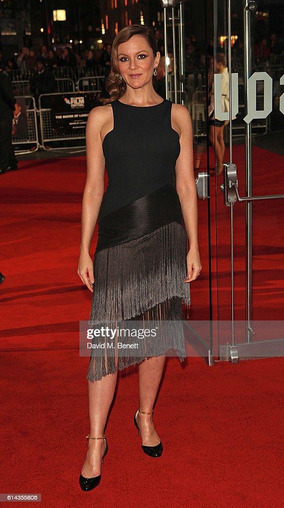 'Their Finest' - Mayor's Centrepiece Gala - 60th BFI London Film Festival - VIP Arrivals