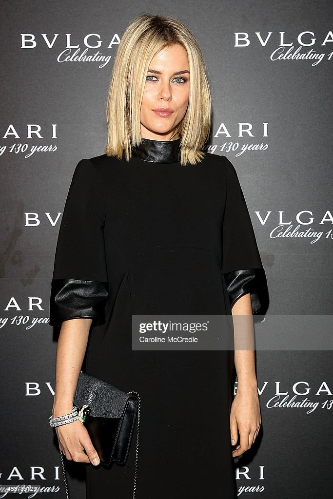 <a gi-track='captionPersonalityLinkClicked' href=/galleries/search?phrase=Rachael+Taylor+-+Actress&family=editorial&specificpeople=544685 ng-click='$event.stopPropagation()'>Rachael Taylor</a> attends the 130th Anniversary of Bvlgari Gala Dinner on April 10, 2014 in Sydney, Australia.