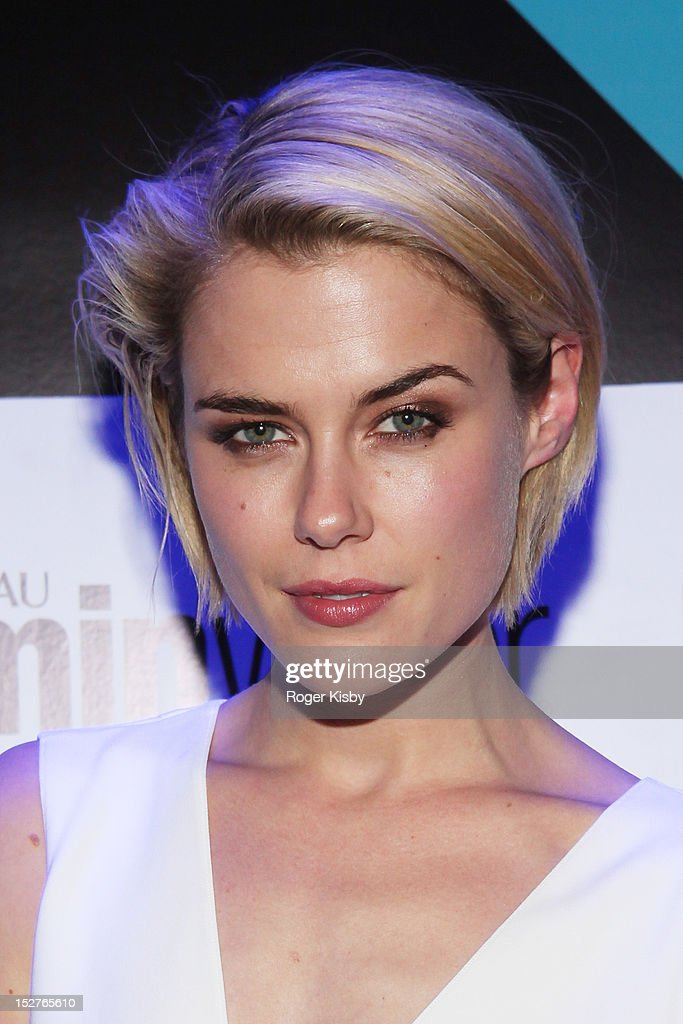 Rachael Taylor attends vitaminwater Fader uncapped at the The Angel Orensanz Foundation on September 24, 2012 in New York City.