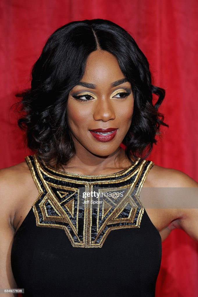 <a gi-track='captionPersonalityLinkClicked' href=/galleries/search?phrase=Rachel+Adedeji&family=editorial&specificpeople=6350755 ng-click='$event.stopPropagation()'>Rachel Adedeji</a> attends the British Soap Awards 2016 at Hackney Empire on May 28, 2016 in London, England.