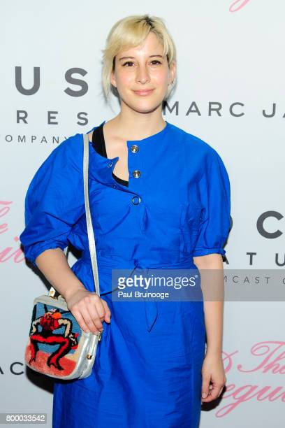 Rachel Antonoff attends 'The Beguiled' New York Premiere Arrivals at Metrograph on June 22 2017 in New York City