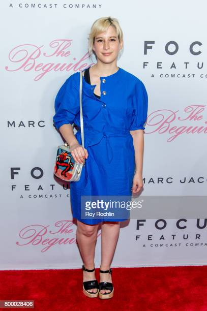 Rachel Antonoff attends 'The Beguiled' New York premiere at The Metrograph on June 22 2017 in New York City