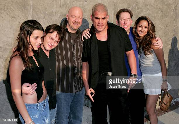 Rachel Bella Edward Furlong Jeff Most Lance Mungia Director and Carolina Hoyos