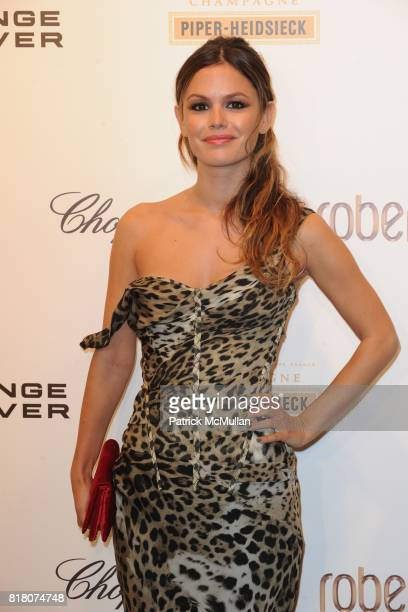 Rachel Bilson attends ROBERTO CAVALLI 40th Anniversary Event CONTACT SIPA PRESS FOR SALES at Les BeauxArts de Paris on September 29 2010 in Paris...