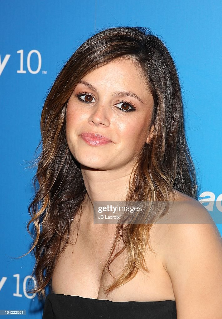 <a gi-track='captionPersonalityLinkClicked' href=/galleries/search?phrase=Rachel+Bilson&family=editorial&specificpeople=202655 ng-click='$event.stopPropagation()'>Rachel Bilson</a> attends the BlackBerry Z10 Smartphone launch party held at at Cecconi's Restaurant on March 20, 2013 in Los Angeles, California.