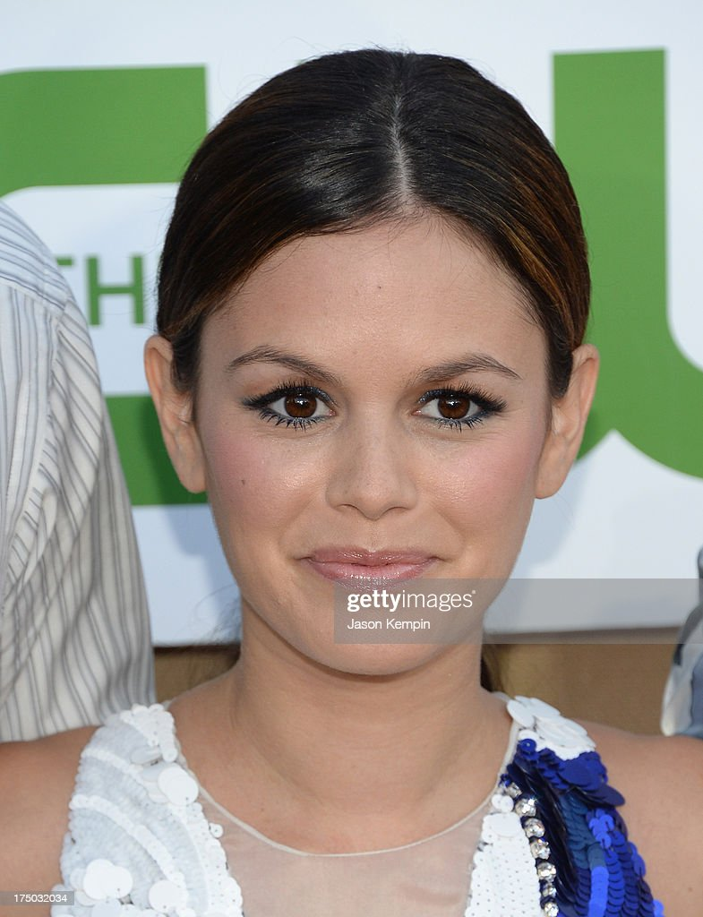 Rachel Bilson attends the CW, CBS And Showtime 2013 Summer TCA Party on July 29, 2013 in Los Angeles, California.