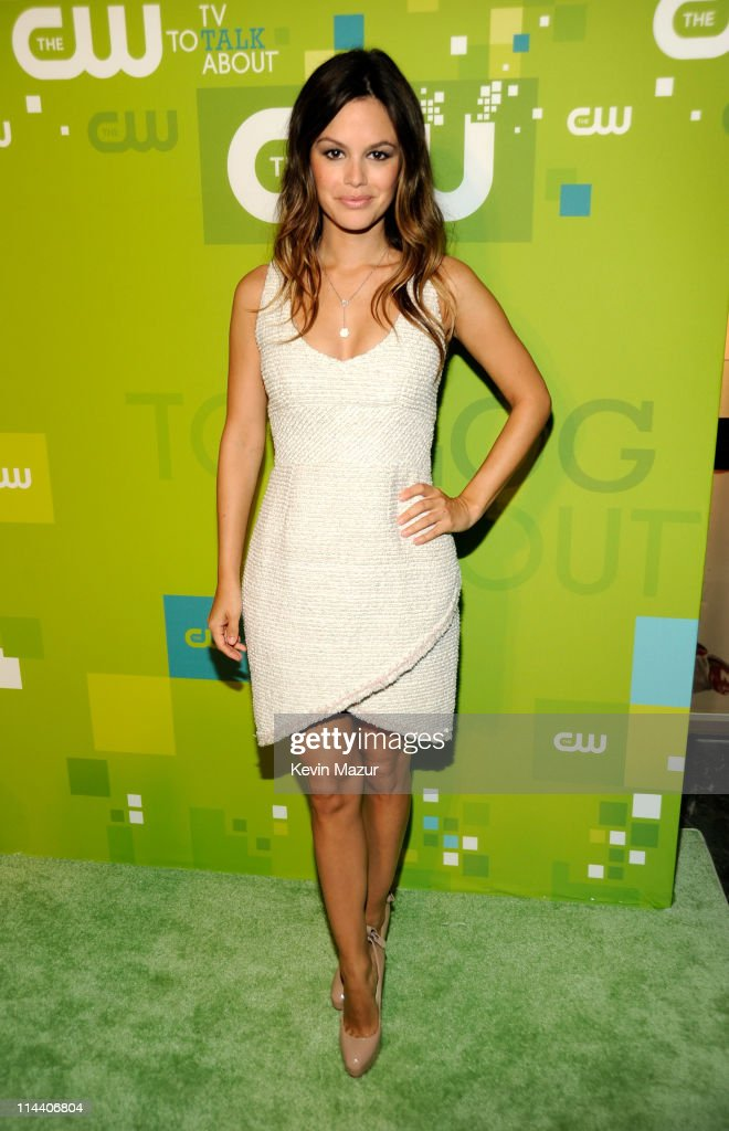 The CW Network's 2011 Upfront - Red Carpet