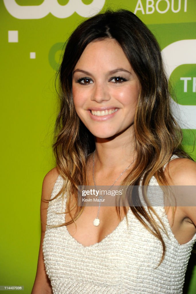 <a gi-track='captionPersonalityLinkClicked' href=/galleries/search?phrase=Rachel+Bilson&family=editorial&specificpeople=202655 ng-click='$event.stopPropagation()'>Rachel Bilson</a> attends the CW Network's 2011 Upfront at Jazz at Lincoln Center on May 19, 2011 in New York City.