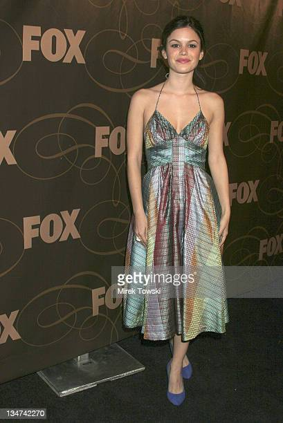 Rachel Bilson during Fox Winter TCA Party January 17 2006 at Citizen Smith Club in Hollywood California United States