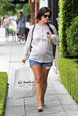 Rachel Bilson is seen on July 14 2014 in Los Angeles California