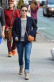 Rachel Bilson is seen on October 01 2012 in New York City