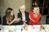 Rachel Bilson Vanessa Bruno and Kate Bosworth attend Vanessa Bruno Dinner at Chateau Marmont on July 21 2010 in Los Angeles California