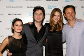 Rachel Bilson Zach Braff Jacinda Barrett and Tony Goldwyn