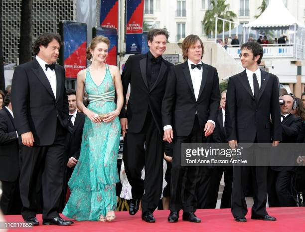 Rachel Blanchard Kevin Bacon Colin Firth Kevin Bacon and Atom Egoyan