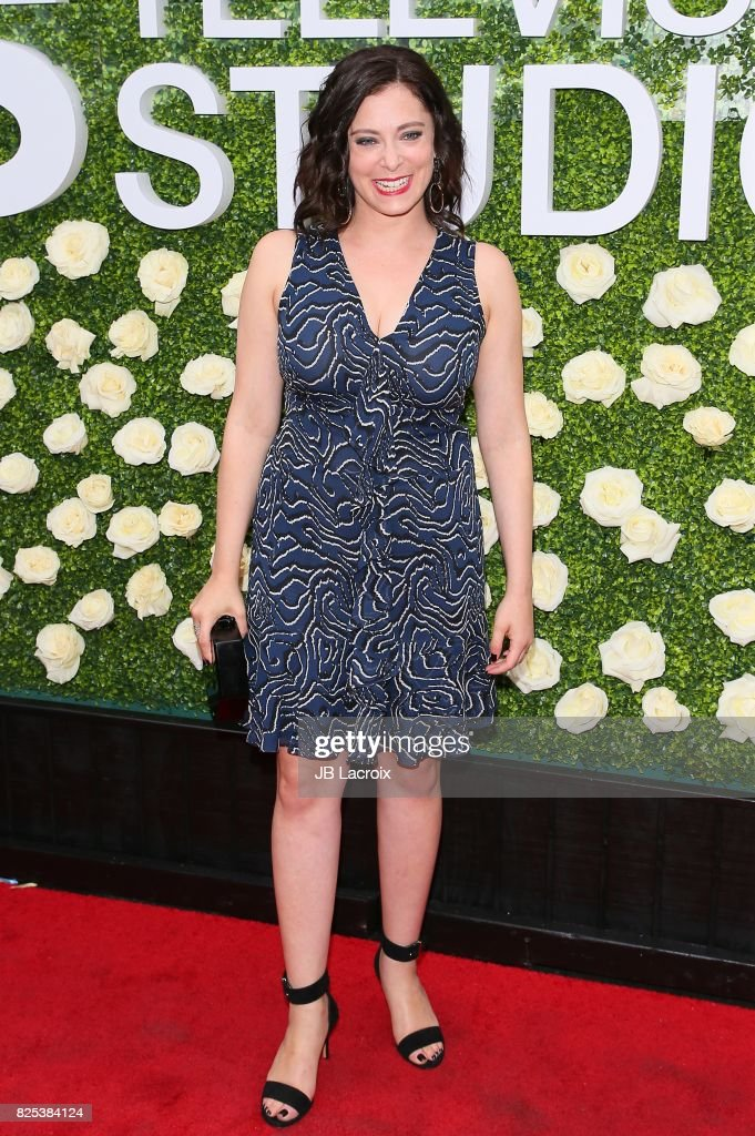 Rachel Bloom attends the CBS Television Studios' Summer Soiree at 2017 Summer TCA Tour on August 01 in Studio City, California.