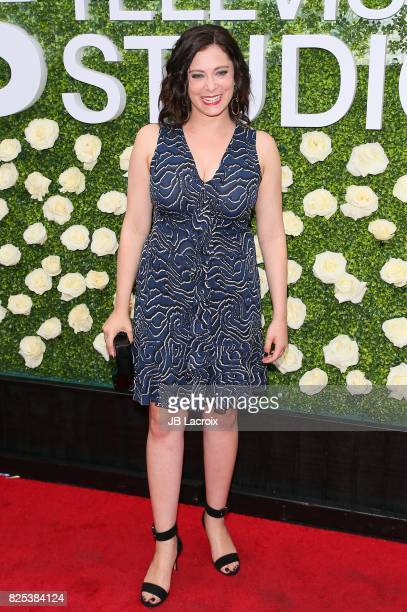 Rachel Bloom attends the CBS Television Studios' Summer Soiree at 2017 Summer TCA Tour on August 01 in Studio City California