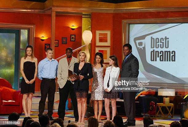 Rachel Boston Will Estes Keith Robinson Vanessa Lengies Sarah Ramos Jonathan Adams of American Dreams