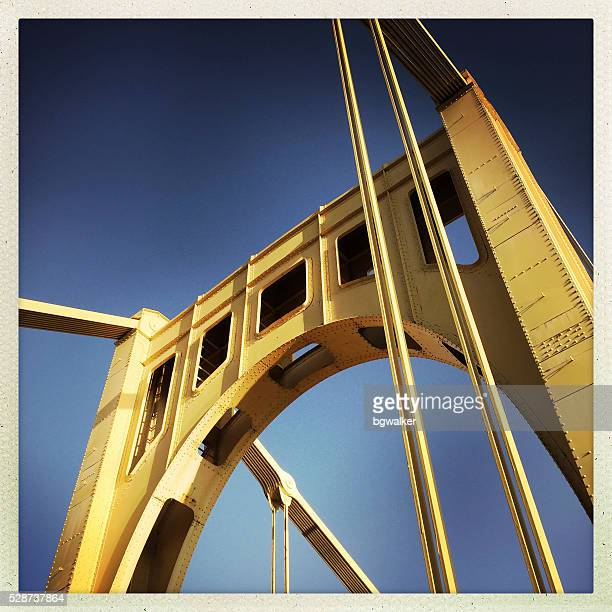 Rachel Carson Bridge in Pittsburgh