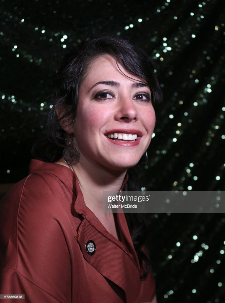Rachel Chavkin attends the 2017 Tony Awards Meet The Nominees Press Junket at the Sofitel Hotel on May 3, 2017 in New York City.