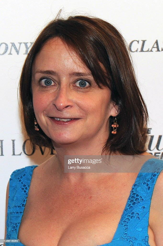 Rachel Dratch attends the Cinema Society with The Hollywood Reporter & Piaget and Disaronno special screening of 'To Rome With Love' at the Paris Theatre on June 20, 2012 in New York City.