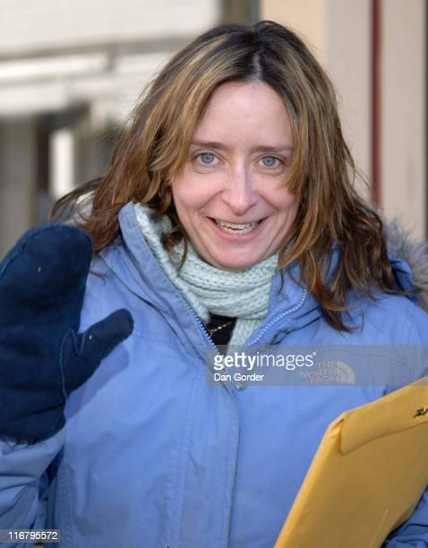 Rachel Dratch during 2007 Park City Seen Around Town Day 6 at Streets of Park City in Park City Utah United States