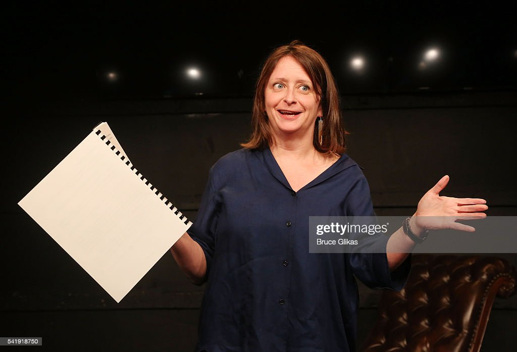 "Rachel Dratch Takes The Stage In ""White Rabbit Red Rabbit"""