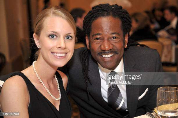 Rachel Enz and Reggie Rayfield attend JUNIOR LEAGUE LEGACY BALL HONORING HENRY WINKLER at Montage Hotel on March 6 2010 in Beverly Hills California