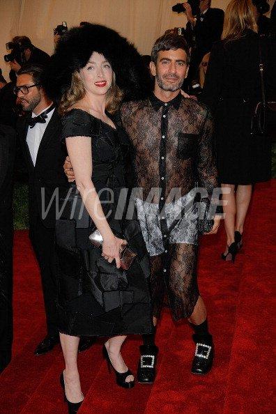 Rachel Feinstein Currin and Marc...