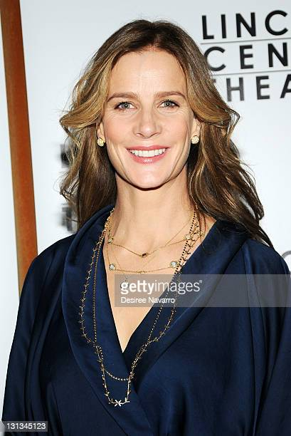 Rachel Griffiths attends the 'Other Desert Cities' opening night after party at the Marriot Marquis on November 3 2011 in New York City