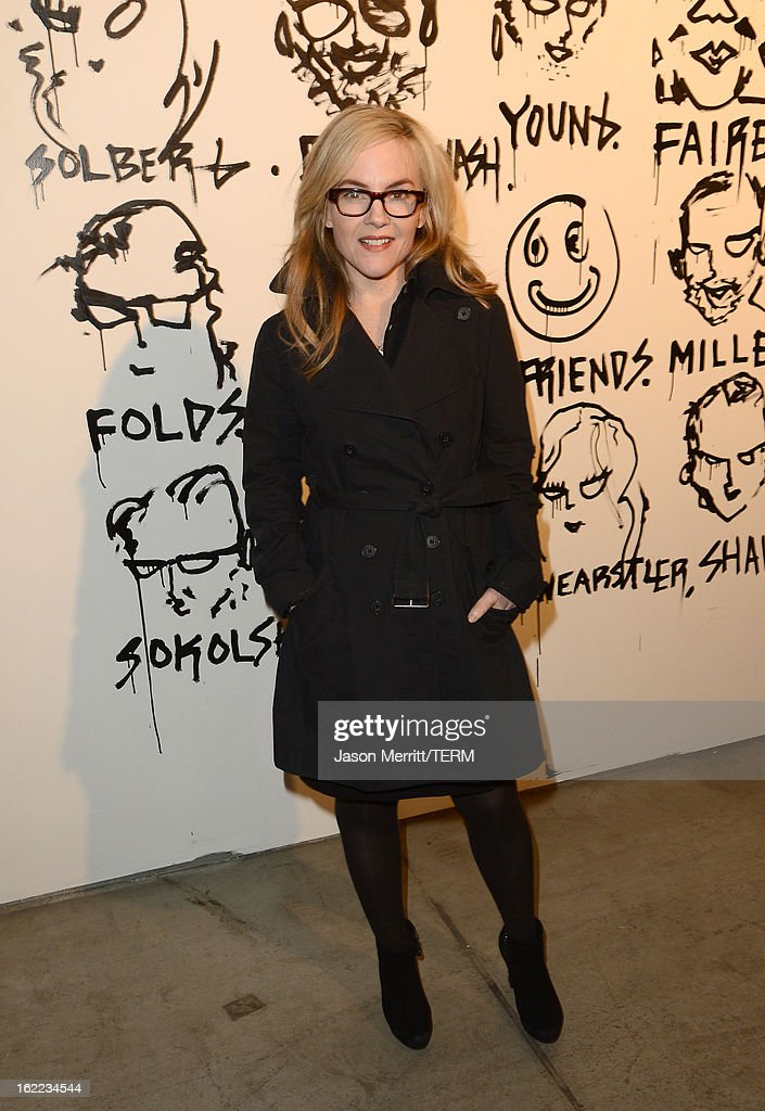 Rachel Harris attends the Art Of Elysium's 6th Annual Pieces Of Heaven powered by Ciroc Ultra Premium Vodka at the Ace Museum on February 20, 2013 in Los Angeles, California.