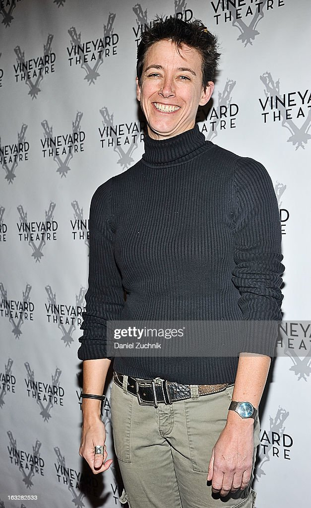 Rachel Hauck attends the off Broadway opening night of 'The North Pool' at Vineyard Theatre on March 6, 2013 in New York City.