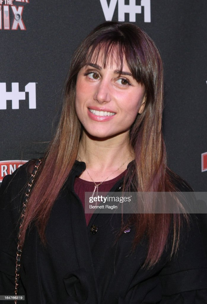 Rachel Heller attends the 'Masters Of The Mix' Season 3 Premiere at Marquee on March 27, 2013 in New York City.