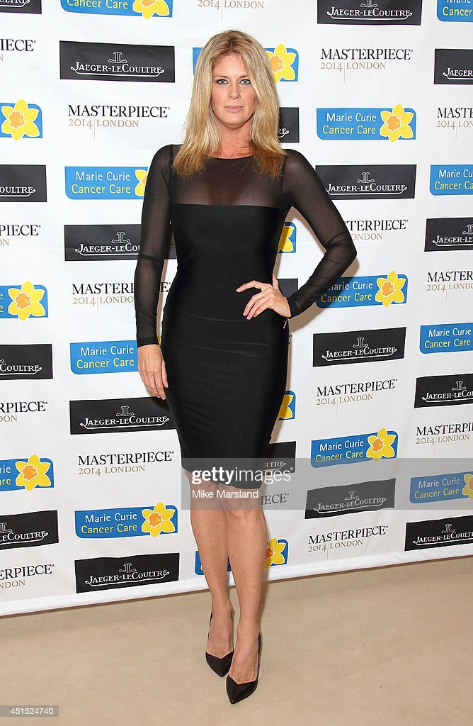 <a gi-track='captionPersonalityLinkClicked' href=/galleries/search?phrase=Rachel+Hunter&family=editorial&specificpeople=203027 ng-click='$event.stopPropagation()'>Rachel Hunter</a> attends the Masterpiece Marie Curie Summer party in partnership with Jaeger Le-Coultre and Heather Kerzner at The Royal Hospital Chelsea on June 30, 2014 in London, England.