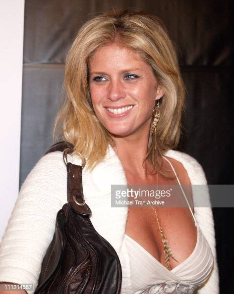 Rachel Hunter during Musicians Rock the Soul AMA After Party at ... Sports Illustrated Swimsuit 1991
