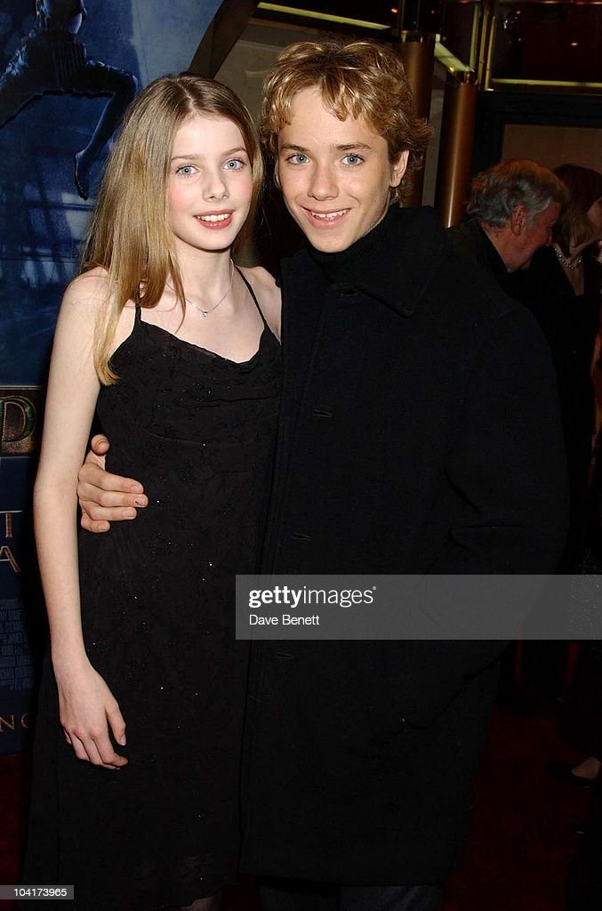 Rachel Hurd Wood And Jeremy Sumpter, Peter Pan The Movie, Premiere At The Empire, Leicester Square, London